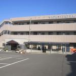 敷地内アスファルト敷き駐車場(外観)