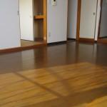 フローリング床(内装)