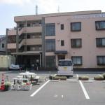 敷地内アスファルト敷き駐車場